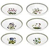 Amazon Com Portmeirion Botanic Garden Dinner Plates Set