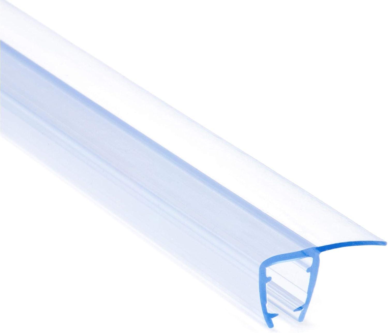 Duschdichtung UK06 Wasserabweiser Dusch Dichtung Ersatzdichtung Duschtürdichtung
