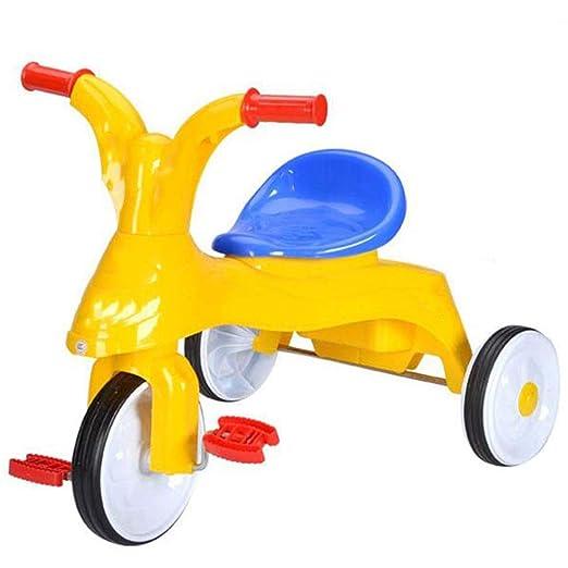 YUMEIGE triciclos Triciclo para niños con Goma ...