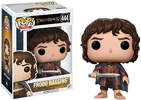 Funko - POP! Vinilo Colección El señor de los anillos - Figura Frodo Bolsón (13551) , Modelos/colores Surtidos, 1 Unidad