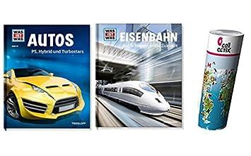 Was Ist Was ¿Qué es lo que sachbuch Serie banda 53: coches – PS