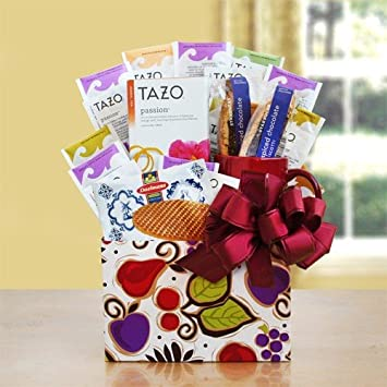 Amazon Com Tea Time For Mom Gift Box Great Mothers Day Gift