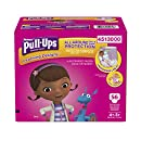Pull-Ups Learning Designs Training Pants for Girls, 4T-5T, 56 Count
