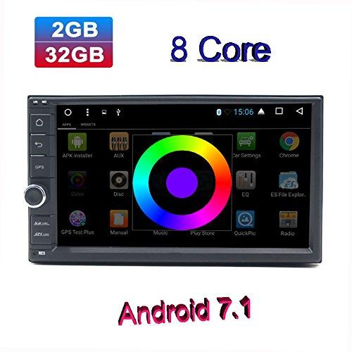 Henhaoro Android car stereo 7.1 Octa Core 2G 32G 7