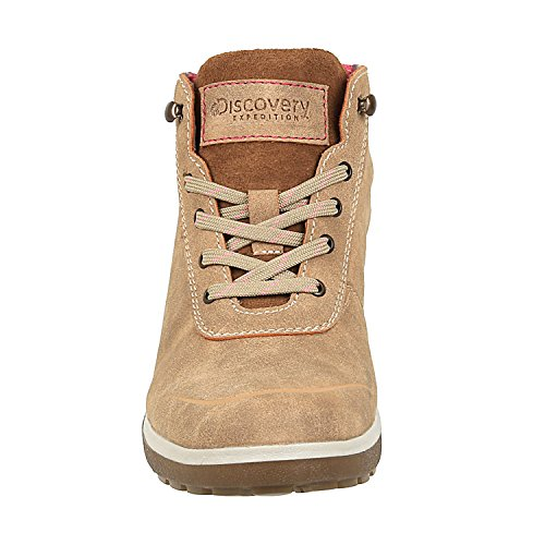Discovery Expedition Womens Adventure Mid Hiking Boot Sand zWXYFgnXa1