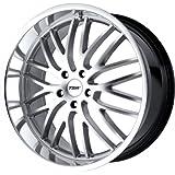 """TSW Alloy Wheels Snetterton Hyper Silver Wheel (18x8""""/5x120mm)"""