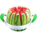 Modern Home MELONSLICERLG Melon Slicer, Large, Multicolored
