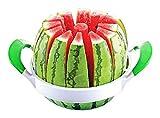 Modern Home MELONSLICERLG Melon Slicer, Large, Multicolored