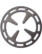 Ilsa Gas Ring Reducer, 5-Inch, Cast Iron