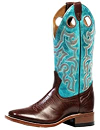 Boulet Western Boots Womens Extralight Square Shoulder Taurus 4748
