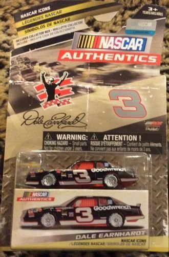 2014 Edition NASCAR Authentics Dale Earnhardt Sr #3 Goodwrench Monte Carlo 1/64 1:64 Scale Diecast