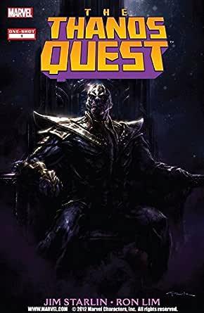 Thanos Quest (English Edition)