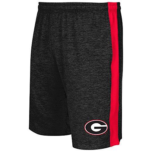 georgia bulldog basketball shorts - 9