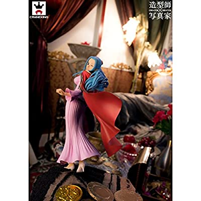 Banpresto One Piece Creator X Creator Nefertari Vivi Figure: Toys & Games