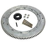 FLYWHEEL RING GEAR For Briggs & Stratton 399676 392134 696537 model 28 series engines