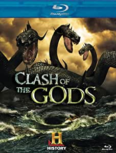 Clash of the Gods [Blu-ray]