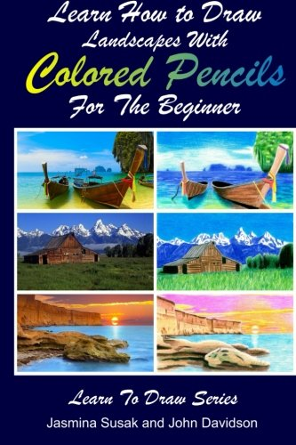 Learn Landscapes Colored Pencils Beginner
