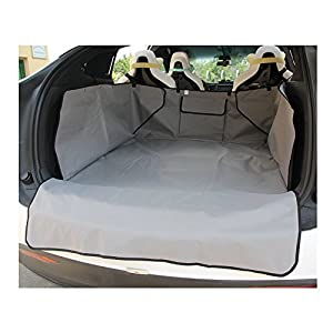 topfit Waterproof Pet Cargo Cover for Pets,Pet Seat Cover for Cars,Easy Install Fits Most Autos, SUV, Vans & Trucks… Click on image for further info.