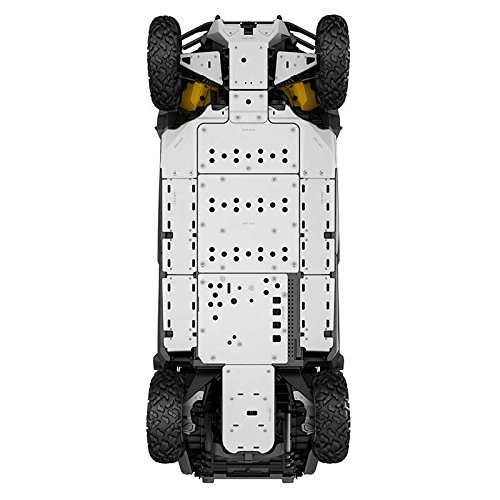 Can Am Commander, Commander Max & 2015 Commander Front Skid Plate #715000692