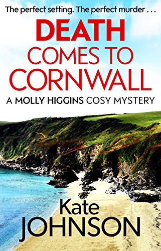Death Comes to Cornwall by [Johnson, Kate]
