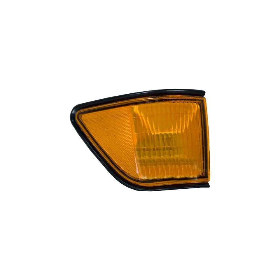OE Replacement Chrysler/Dodge/Plymouth Front Driver Side Marker Light Assembly (Partslink Number CH2550110)
