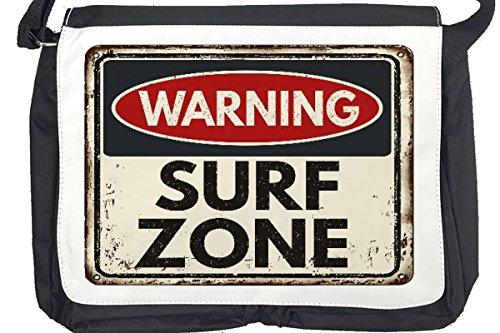 Borsa Tracolla Divertimento Zona del surf Stampato