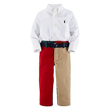 bee4854ce Image Unavailable. Image not available for. Color: Ralph Lauren Polo Baby  Boys ...