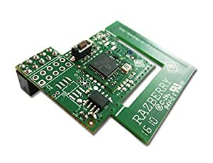 Z-Wave.Me RaZberry2 - Z-Wave Plug-On Module for Raspberry Pi (US frequency)