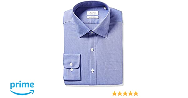 b0934d2a89c Enro Men's Classic Fit Queens Oxford Dress Shirt