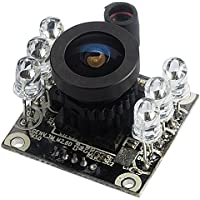 Spinel 2MP full HD USB Camera Module Infrared OV2710 with 185 Degree Fisheye Lens, Support 1920x1080@30fps, UVC Compliant, Support most OS, Focus Adjustable, UC20MPD_F185