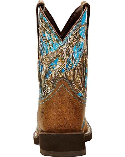 Ariat Ranchbaby Ii Arbeid Boot Distressed Brun