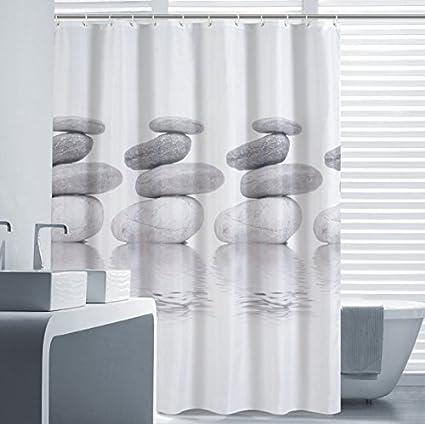 Starsglowing Las cortinas de ducha Cortina de Ducha Cortina para ...