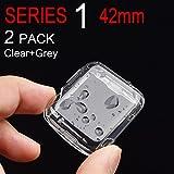 Apple Watch Series 1 Case 42mm, Quirrel Ultra-thin Soft TPU...