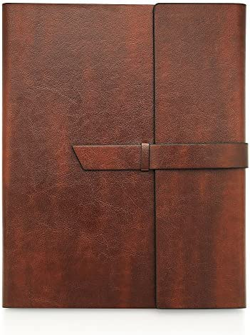 Gallaway Leather Padfolio Portfolio Notebooks