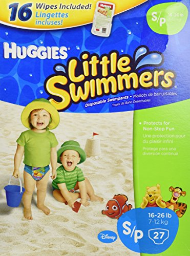 Huggies Little Swimmers Pants Wipes