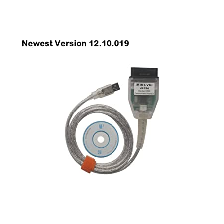 Yueku Mini VCI J2534 Toyota TIS Techstream Cable Car OBD2 Diangostic Cable (1.4.1)