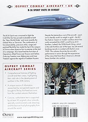 B-2A Spirit Units in Combat (Combat Aircraft)