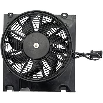Engine Cooling Fan Assembly-Air Conditioning Fan Assembly Right Dorman 620-641