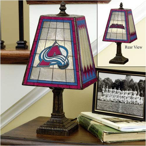 Colorado Avalanche Table Lamp, Avalanche Table Lamp