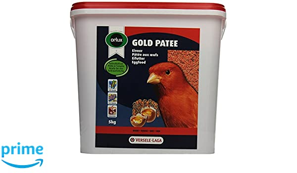 Versele-laga Nobby Orlux - Pato de oro, color dorado: Amazon.es: Productos para mascotas