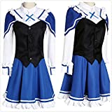 Cosplaygalaxy Absolute Duo Julie Sigtuna Dress Cosplay Costume