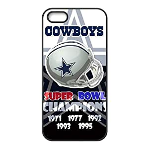 Cowboy Super Bowl Fahionable And Popular Back Case Cover For Iphone 5s