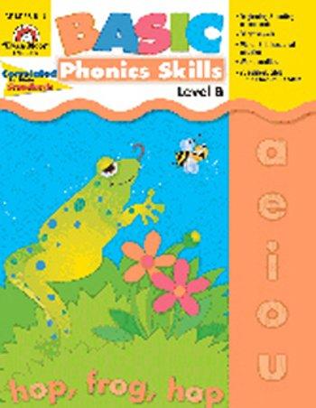 Basic Phonics Skills, Grades K-1 (Level B)