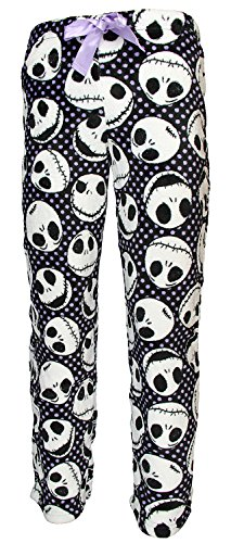 Jack Skellington Super Soft Minky Sleep Pants (3X-Large)