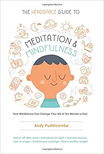 The Headspace Guide To Meditation And Mindfulness How Can Change Your Life In Ten Minutes A Day Andy Puddicombe 9781250104908 Amazon