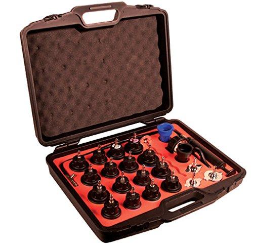 FJC 43645 Radiator and Radiator Cap Pressure Test Kit by FJC