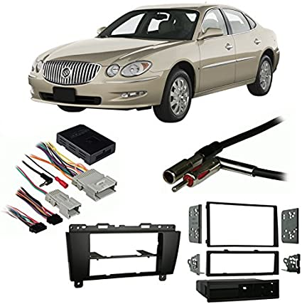 Amazon.com: Compatible with Buick Lacrosse/Allure 2005-2009 Stereo ... 2001 buick lesabre radio wiring diagram Amazon.com