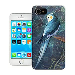 Unique Phone Case Bird art painting The Cockatiel Hard Cover for 5.5 inches iphone 6 plus cases-buythecase