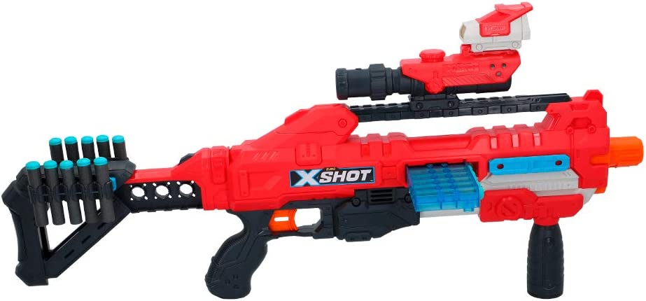 X-Shot - Rifle con munición Regenerator X-Shot (46270)