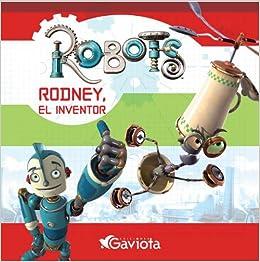 Robots: Rodney, el inventor. Libro de lectura: Amazon.es